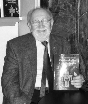 Zmarł prof. dr hab. Antoni Smuszkiewicz (ur. 30.05.1938, zm. 14.10.2021)